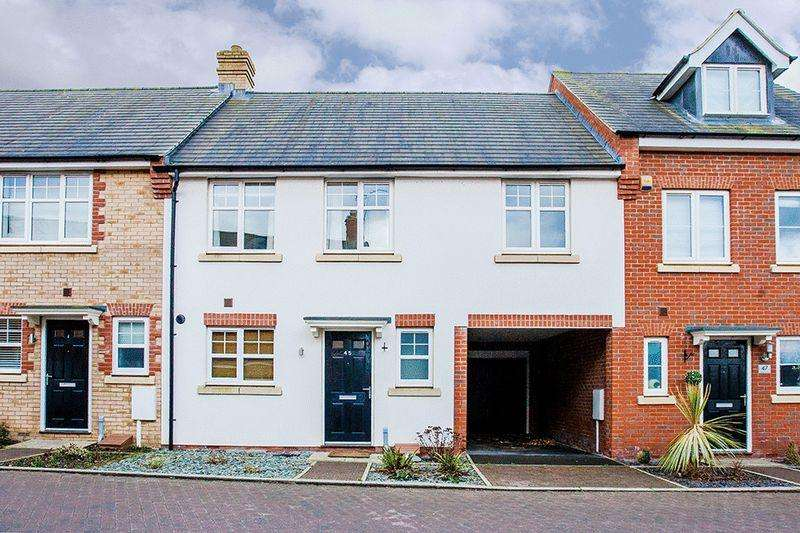 3 Bedrooms Terraced House for sale in Horsemead Piece, Winslow