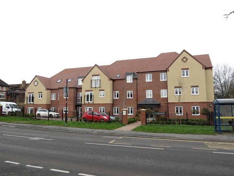 1 Bedroom Apartment Flat for sale in Lock Court, Copthorne Road, Shrewsbury, Shropshire