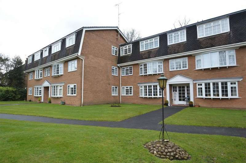 2 Bedrooms Flat for sale in Dorchester Court, Brooklands Road, SALE, Cheshire