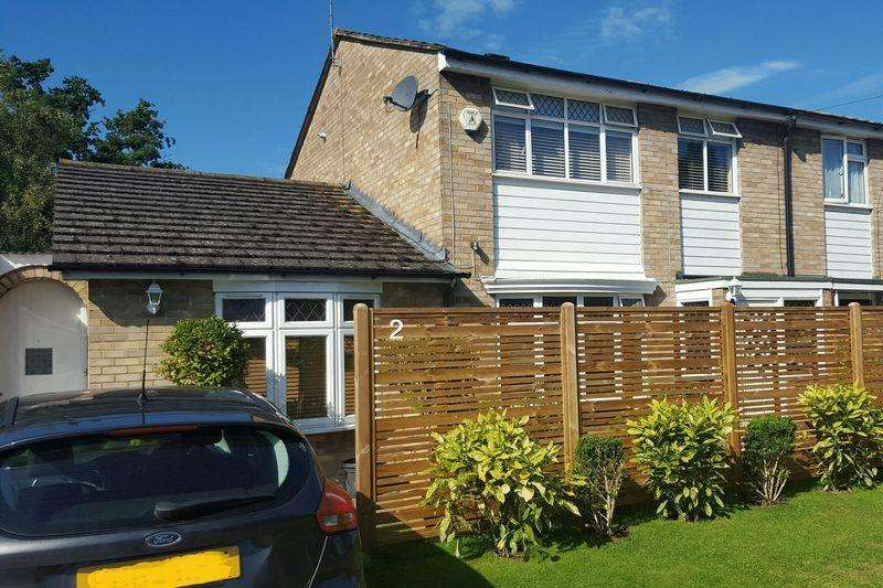 4 Bedrooms Semi Detached House for sale in Betts Way, Long Ditton