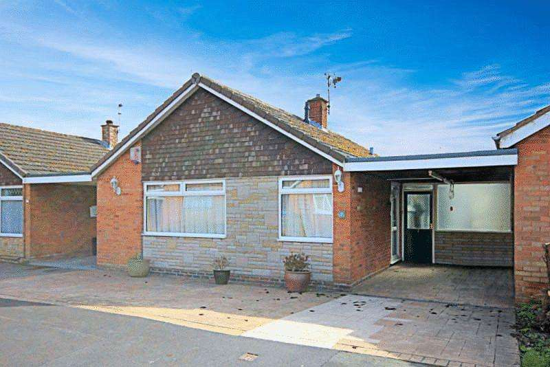 2 Bedrooms Bungalow for sale in Fraser Close, Stone