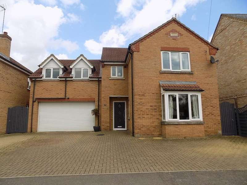 4 Bedrooms Detached House for sale in Gold Street, March