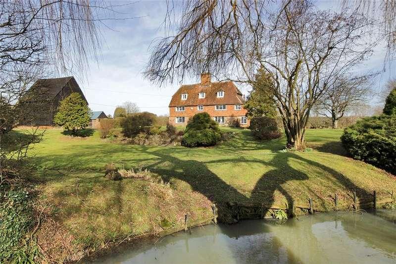 4 Bedrooms Detached House for sale in Hunton Road, Marden, Kent, TN12