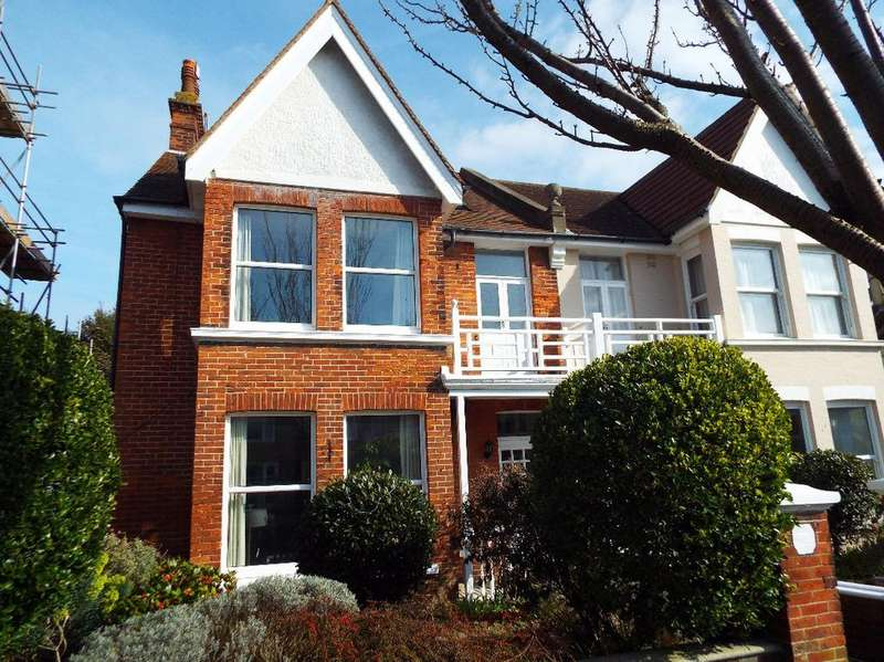 5 Bedrooms Semi Detached House for sale in Pembroke Crescent Hove East Sussex BN3