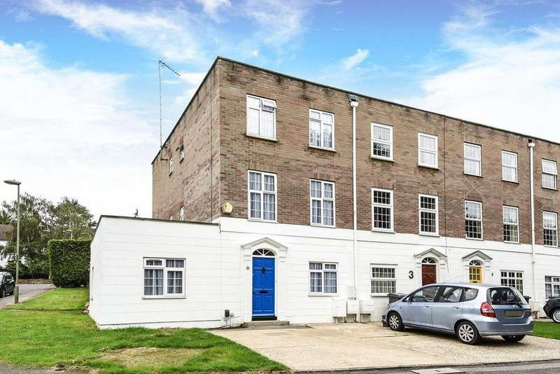 5 Bedrooms End Of Terrace House for sale in Lorian Close, Woodside Park
