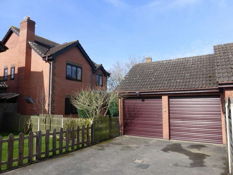 4 Bedrooms Detached House for sale in Kennett Gardens, Abbeymead, Gloucester, GL4