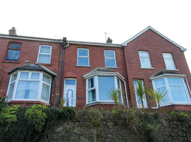 3 Bedrooms Terraced House for sale in Teignmouth Road, Torquay