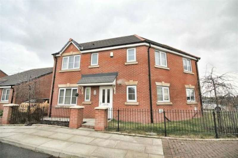 3 Bedrooms Semi Detached House for sale in Librex Close, Bootle, L20