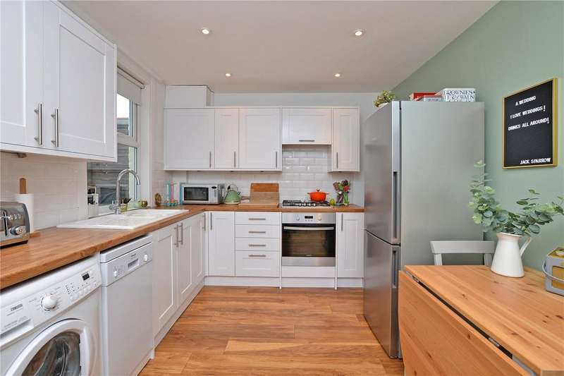 2 Bedrooms Terraced House for sale in Sydney Road, Sutton, SM1