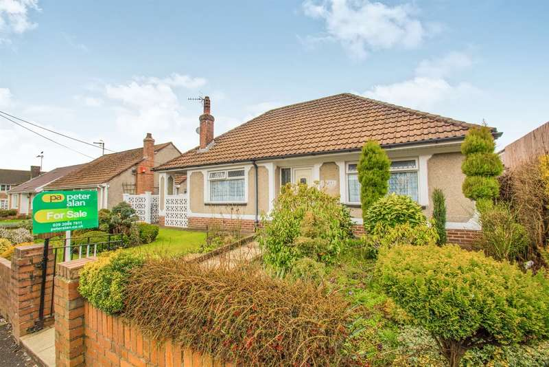2 Bedrooms Detached Bungalow for sale in Van Road, Caerphilly