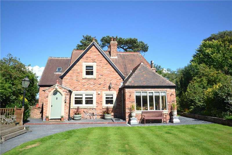 4 Bedrooms Detached House for sale in Low Worsall, Yarm, North Yorkshire