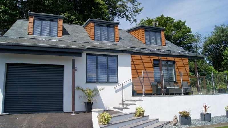 3 Bedrooms Detached House for sale in Sandhill, Drakewalls