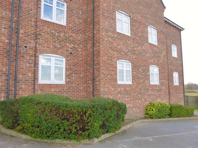 2 Bedrooms Ground Flat for sale in Bracken Way, Harworth, Doncaster, DN11 8SB