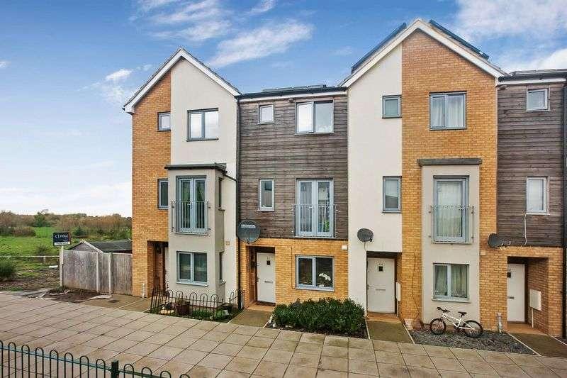 4 Bedrooms Property for sale in Nokoto Drive, Stockmoor, Bridgwater