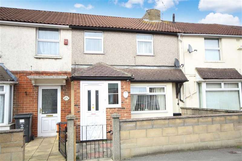2 Bedrooms Terraced House for sale in Ferndale Road, Swindon