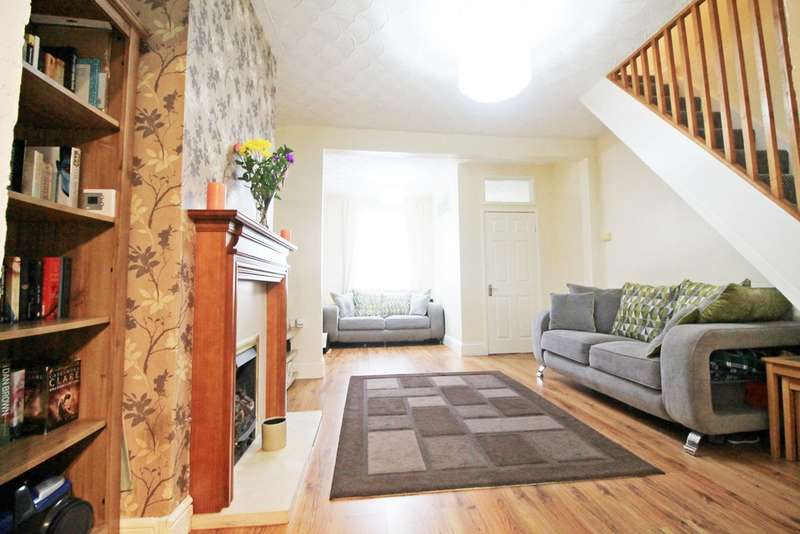 2 Bedrooms Terraced House for sale in Stanhope Street, St Helens WA10