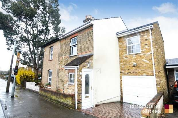 3 Bedrooms Semi Detached House for sale in Cadmore Lane, Cheshunt, WALTHAM CROSS, Hertfordshire