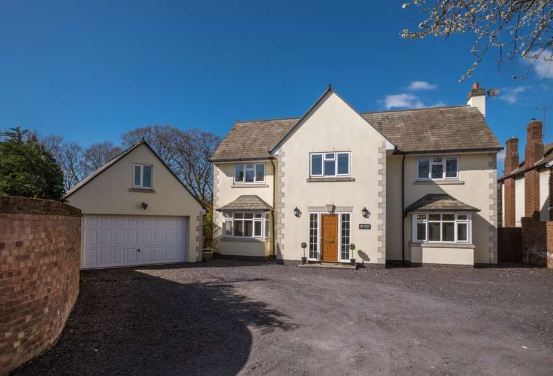 5 Bedrooms House for sale in 5 bedroom House Detached in Helsby