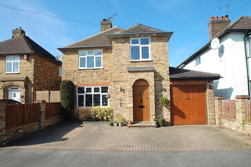 3 Bedrooms Detached House for sale in Mid Cross Lane, Chalfont St Peter, SL9