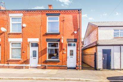 2 Bedrooms End Of Terrace House for sale in Lambert Street, Ashton-under-Lyne, Greater Manchester