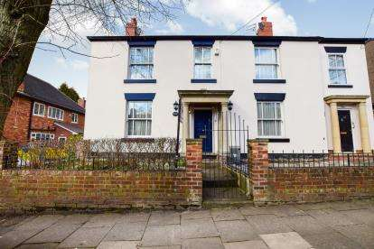 3 Bedrooms Semi Detached House for sale in Stockport Road, Hyde, Greater Manchester, United Kingdom