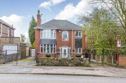 4 Bedrooms Detached House for sale in Ash Bank Road, Werrington, Stoke On Trent, Staffs
