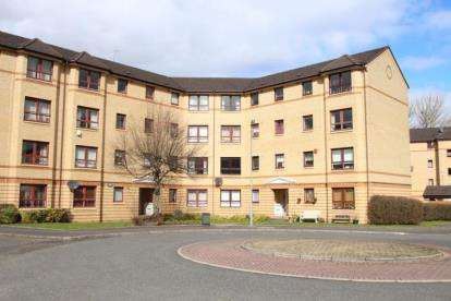 2 Bedrooms Flat for sale in Grovepark Court, Woodside, Glasgow