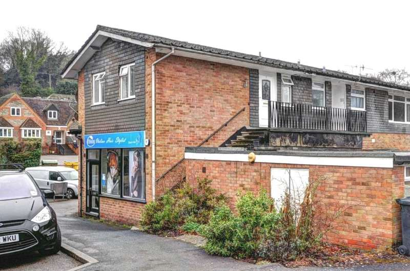 1 Bedroom Apartment Flat for sale in Marlow Bottom Village