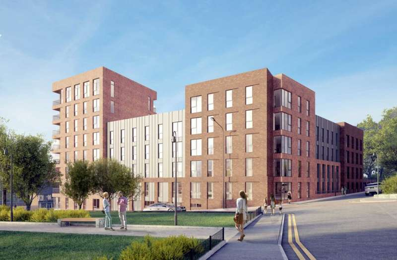 1 Bedroom Apartment Flat for sale in Chatham Street, Sheffield