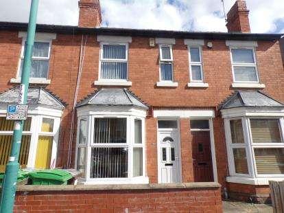 3 Bedrooms Terraced House for sale in Noel Street, Forest Fields, Nottingham