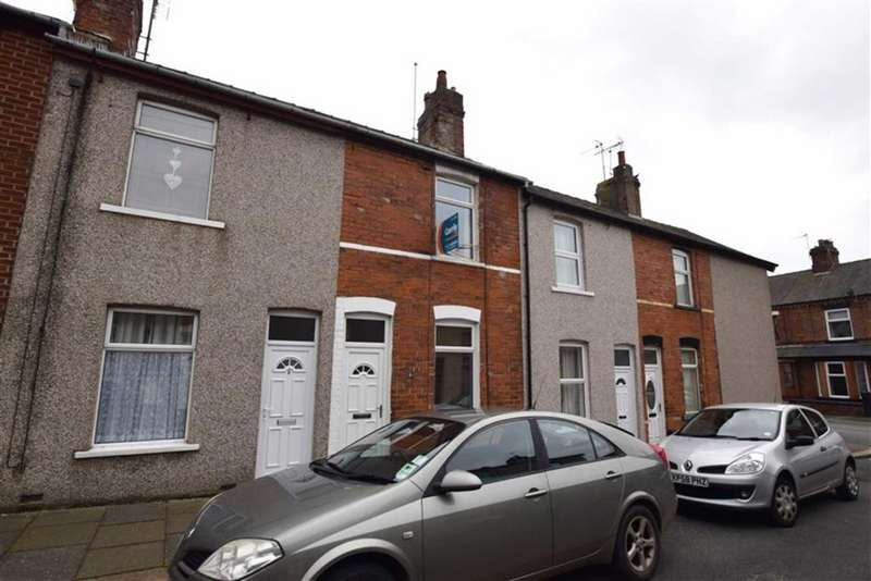 2 Bedrooms Terraced House for sale in Cragg Street, Barrow-in-Furness, Cumbria
