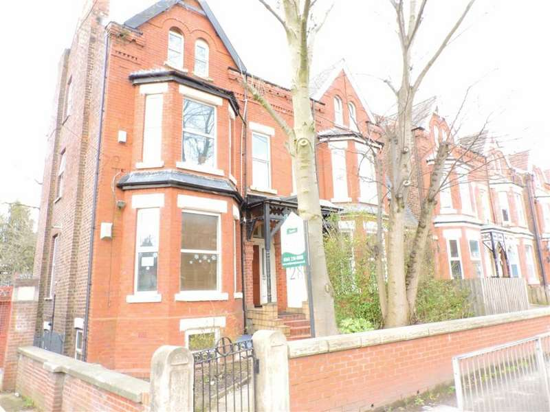 7 Bedrooms Block Of Apartments Flat for sale in Albert Road, Manchester