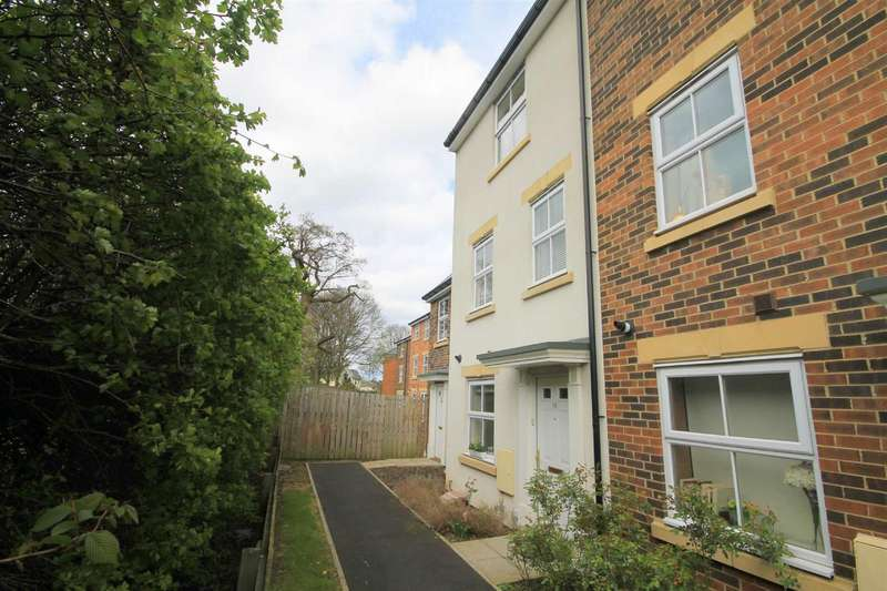 4 Bedrooms Town House for sale in Barrington Close, Durham