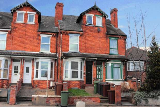 3 Bedrooms Terraced House for sale in Monks Road, Lincoln, Lincolnshire, LN2 5PW