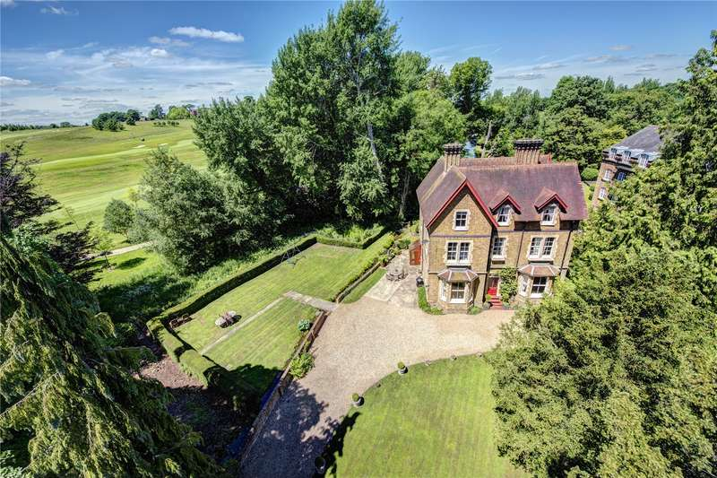6 Bedrooms Detached House for sale in Grove Mill Lane, Watford, Hertfordshire, WD17