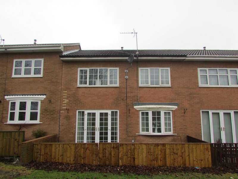 3 Bedrooms Terraced House for rent in Blackdown Close, Peterlee, County Durham