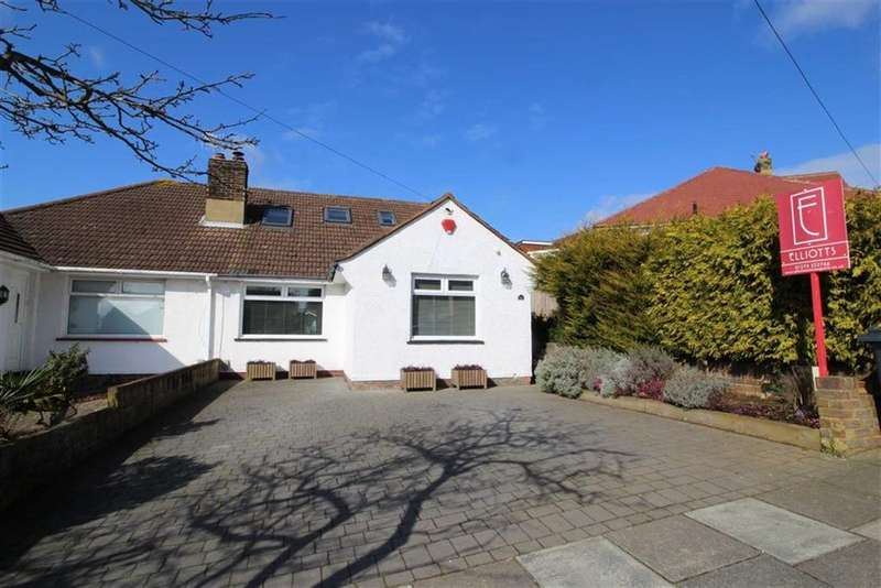 4 Bedrooms Semi Detached Bungalow for sale in Dale View, Hove, East Sussex