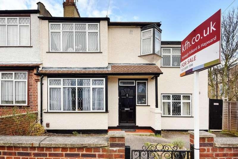 4 Bedrooms Semi Detached House for sale in Fairwyn Road, Sydenham