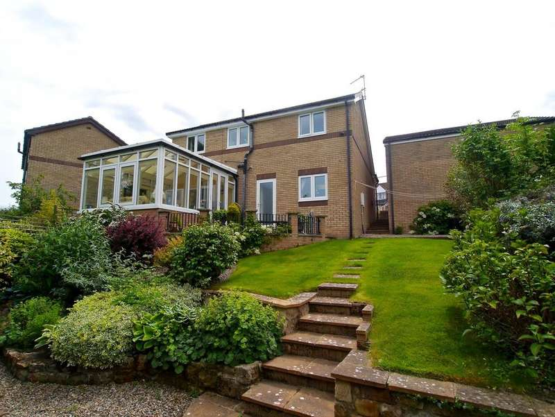 3 Bedrooms Detached House for sale in Ash Close, Highford Park
