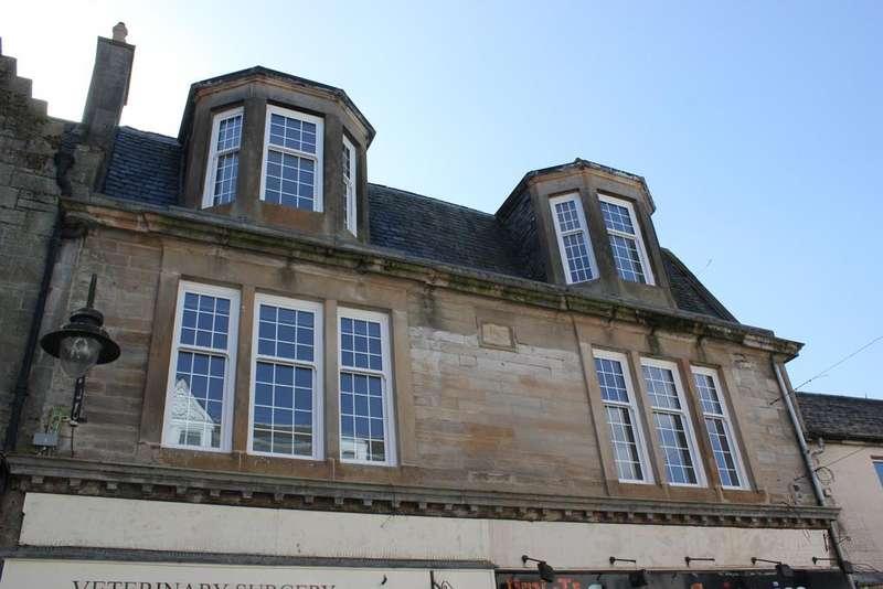 2 Bedrooms Maisonette Flat for sale in Main St, Kilsyth G65