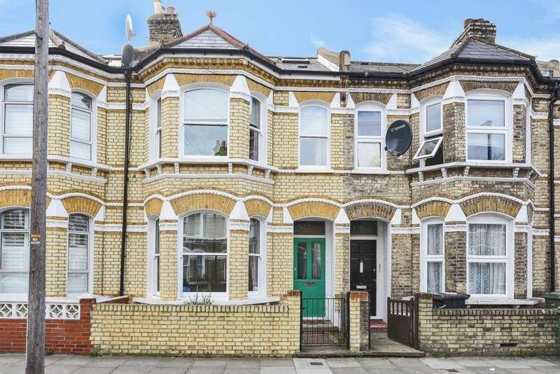 5 Bedrooms Terraced House for sale in Ballater Road, Brixton