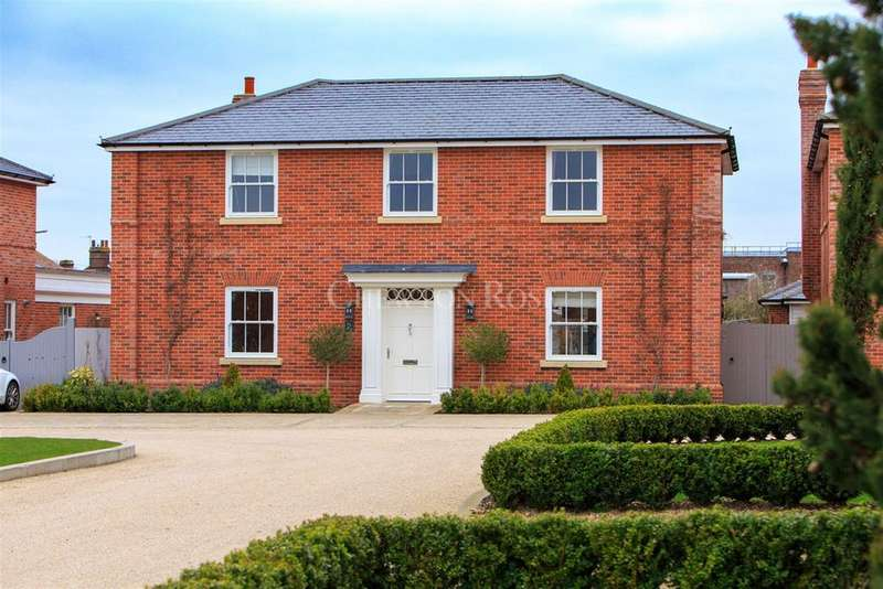 5 Bedrooms Detached House for sale in Copford