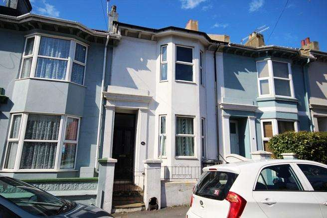 3 Bedrooms Terraced House for rent in Queens Park Road, Brighton BN2