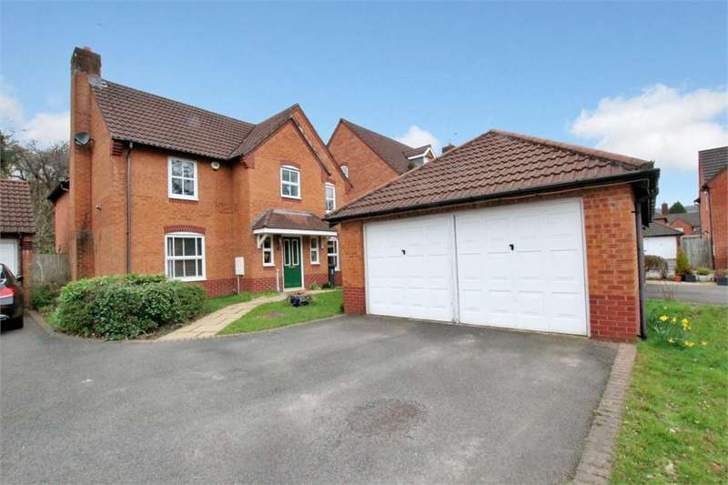 4 Bedrooms Detached House for sale in Clos Llysfaen, Lisvane, Cardiff