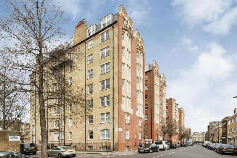 3 Bedrooms Flat for sale in Moscow Road, Bayswater