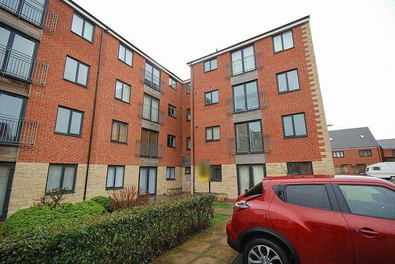 2 Bedrooms Flat for sale in St Michaels Vale, Hebburn