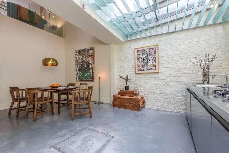 2 Bedrooms Terraced House for sale in Colebrooke Row, Islington, London, N1