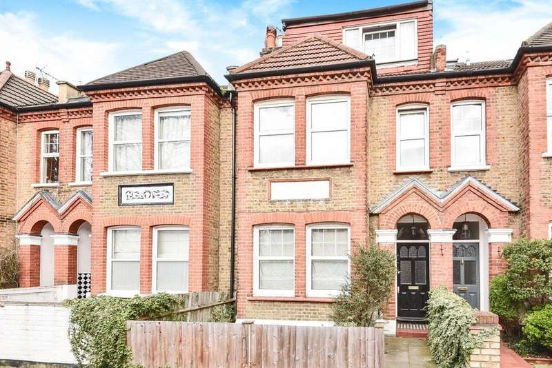 4 Bedrooms Terraced House for sale in Merton Hall Road, Wimbledon
