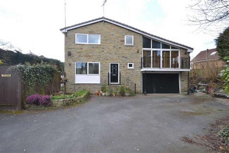 5 Bedrooms Detached House for sale in Kingsway Garth, Garforth, Leeds, LS25