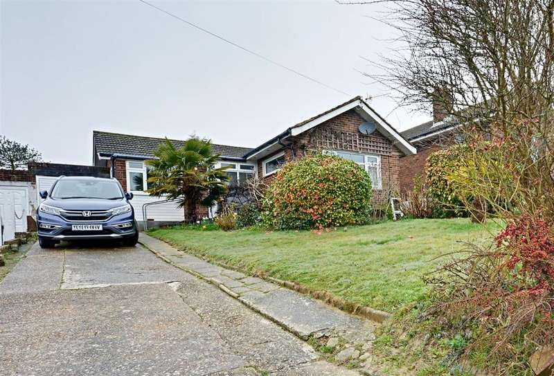 2 Bedrooms Detached Bungalow for sale in Haslam Crescent, Bexhill-On-Sea